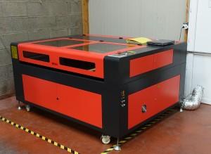 Découpe laser recadrée
